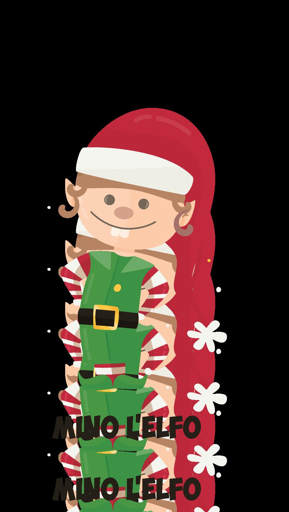 Aiutante Di Babbo Natale.Ecco I Personaggi Del Bosco Di Babbo Natale Il Bosco Di Babbo Natale